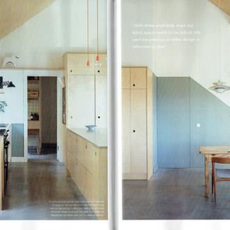NOJI features in Image Interiors & Living magazine