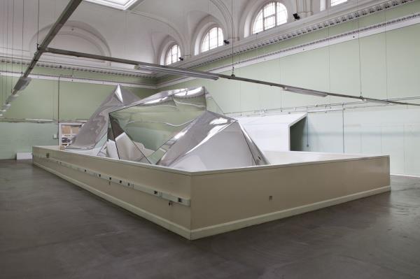 Dublin Contemporary Installation